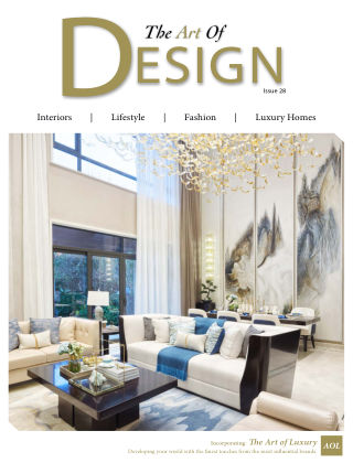 The Art of Design Issue 28