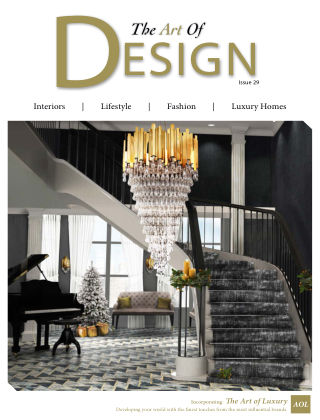 The Art of Design Issue 29