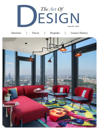 The Art of Design Issue 34