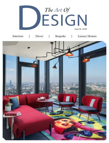The Art of Design September 07, 2018 00:00
