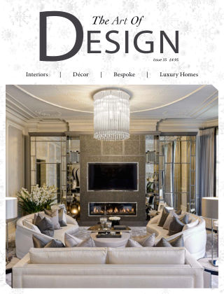 The Art of Design Issue 35