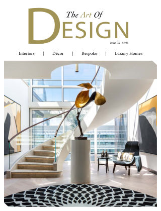 The Art of Design Issue 36