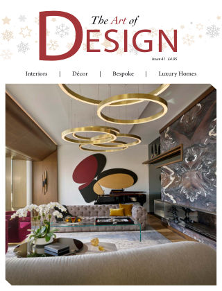 The Art of Design Issue 41