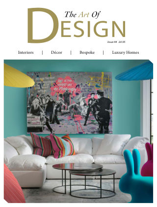 The Art of Design Issue 44