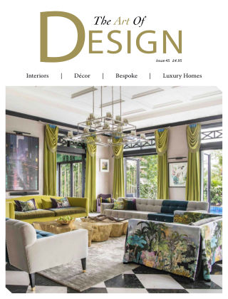 The Art of Design Issue 45