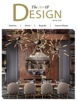 The Art of Design May/June 2021