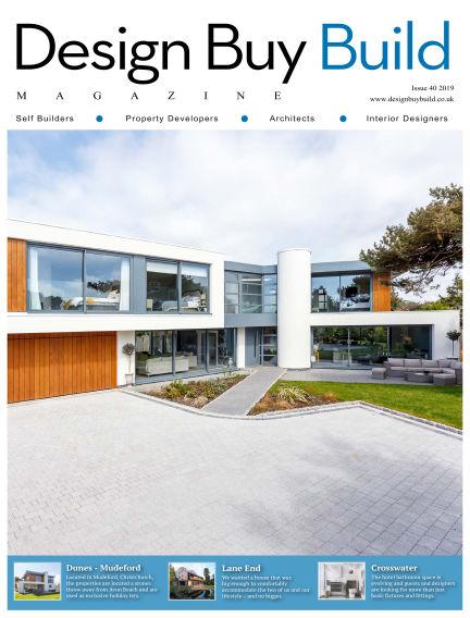 Design Buy Build September 03, 2019 00:00