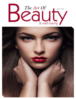 The Art of Beauty & Well-being Issue 11