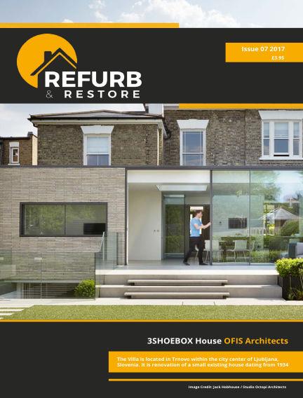 Refurb & Restore October 17, 2017 00:00