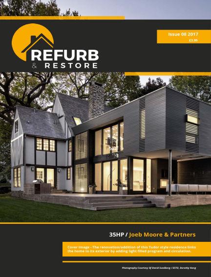 Refurb & Restore November 10, 2017 00:00