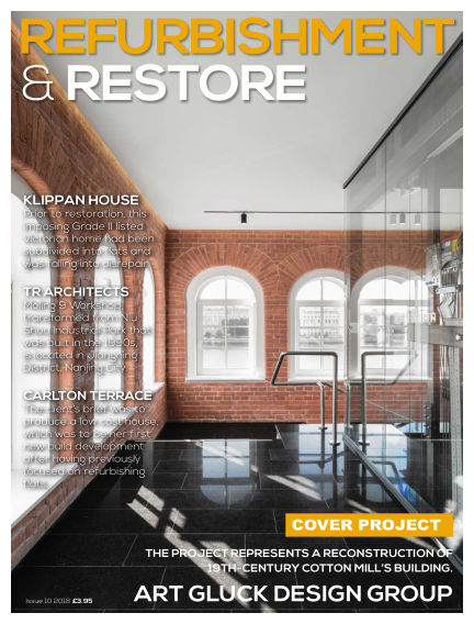 Refurb & Restore May 04, 2018 00:00