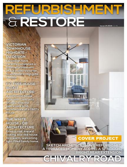 Refurb & Restore December 12, 2018 00:00