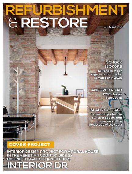 Refurb & Restore April 02, 2019 00:00