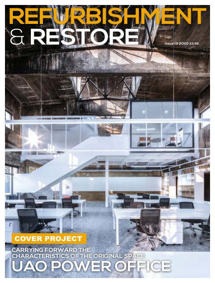 Refurb & Restore January 07, 2020 00:00