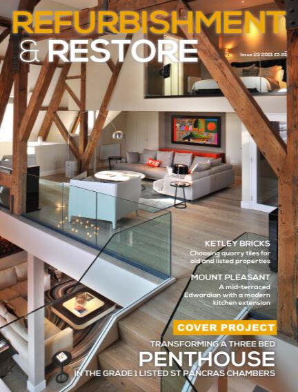 Refurb & Restore February 04, 2021 00:00