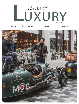 The Art of Luxury Issue 32