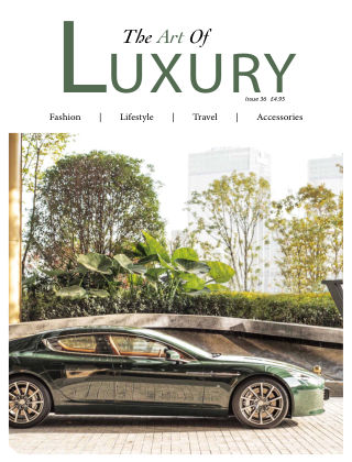 The Art of Luxury Issue 36
