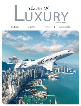 The Art of Luxury Issue 37