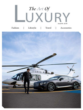 The Art of Luxury Issue 40