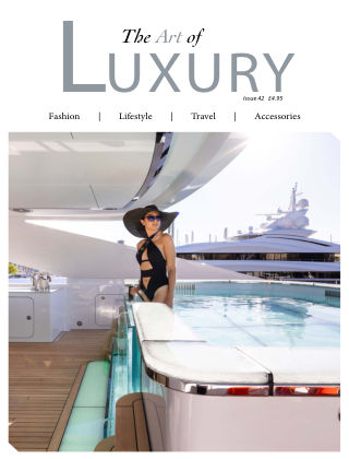 The Art of Luxury Issue 42