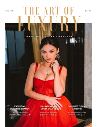 The Art of Luxury May/June 2021