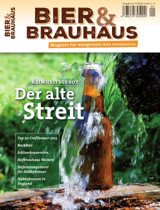 Bier & Brauhaus #29 01/2016