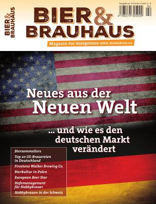 Bier & Brauhaus #30 02/2016