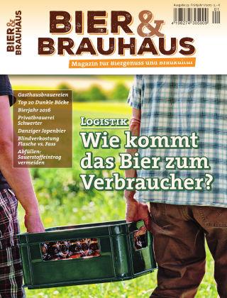 Bier & Brauhaus #33 01/2017