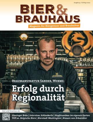 Bier & Brauhaus #45 01/2020