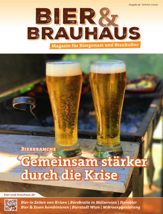 Bier & Brauhaus 46 Sommer 2-2020
