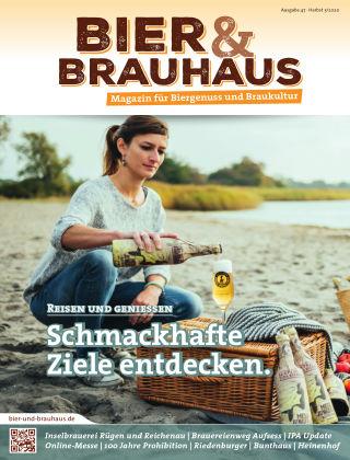 Bier & Brauhaus 47 Herbst 3-2020