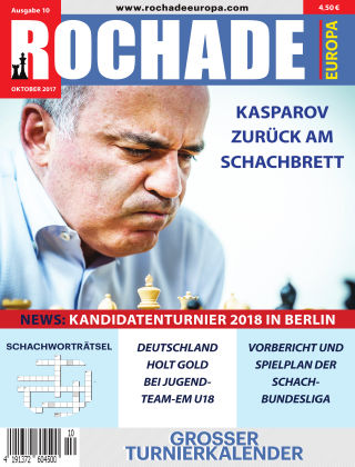 Rochade Europa 2017/10