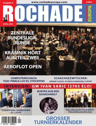 Rochade Europa 2019/04