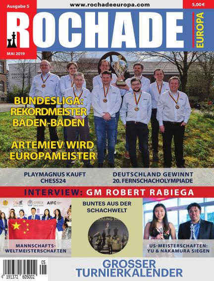 Rochade Europa April 26, 2019 00:00