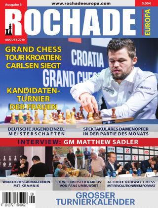 Rochade Europa 2019/08