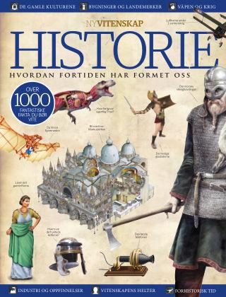 Ny Vitenskap – Historie #1 Volume 1