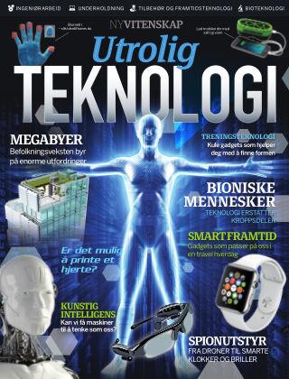 Utrolig teknologi Volume 1