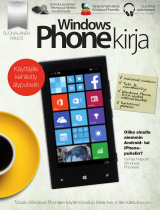 Windows Phone Kirja 2017-09-09