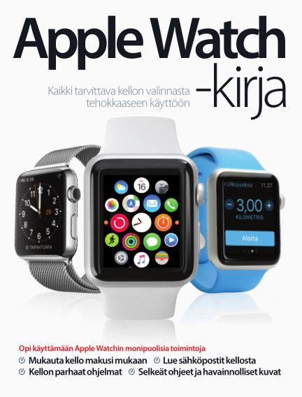 Apple Watch Kirja September 09, 2017 00:00