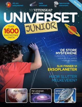 Ny Vitenskap Junior - Universet 2017-09-09