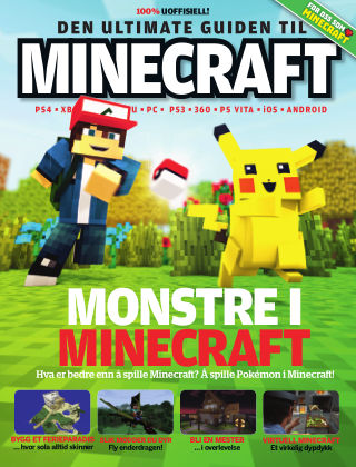 Den ultimate guiden til Minecraft 1