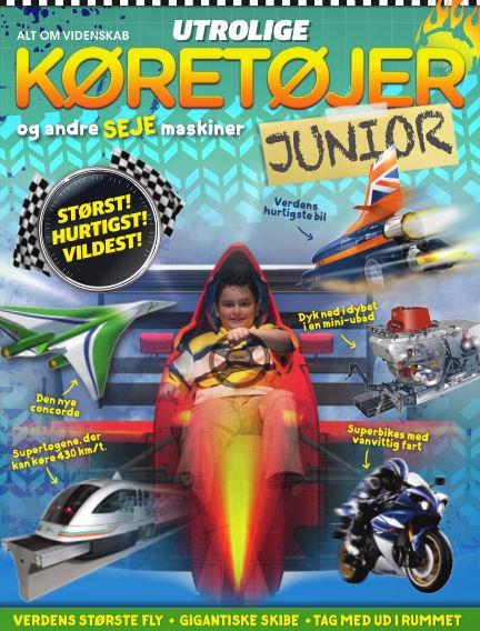 Junior: Utrolige køretøjer