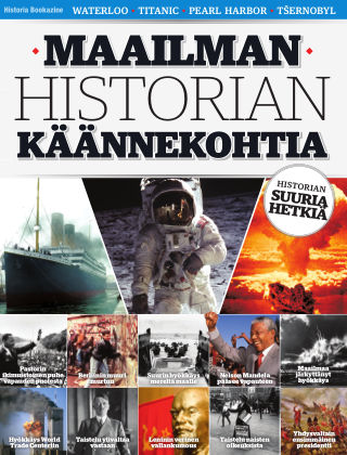 Mailmaan historian käännekohtia 2017-06-06