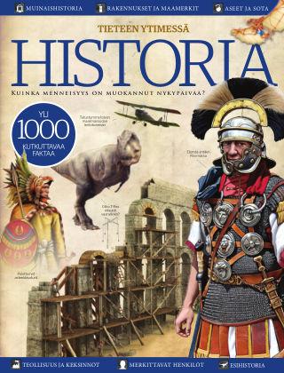 Tieteen Ytimessä – Historia 2017-02-20
