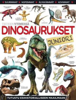 Dinosaurukset – Juniori 2017-02-21