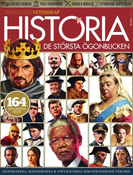 Historia - De största ögonblicken