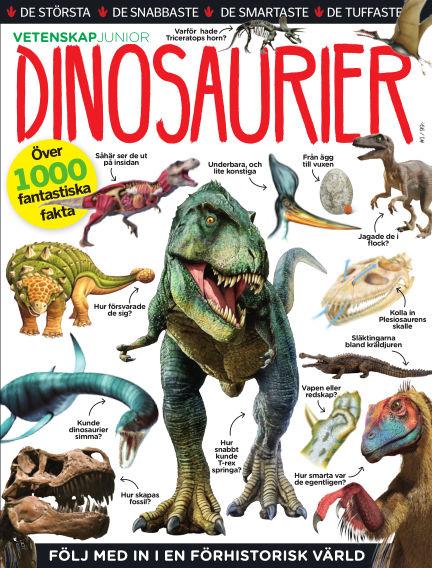 Vetenskap Junior - Dinoaurier