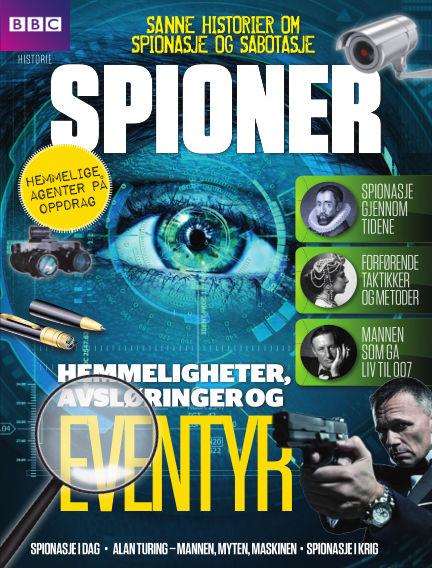 Spioner September 09, 2017 00:00