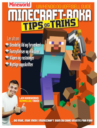 Minecraft-boka: Tips og triks 1 2017-03-01