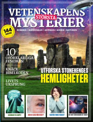 Vetenskapens största mysterier 2018-04-21